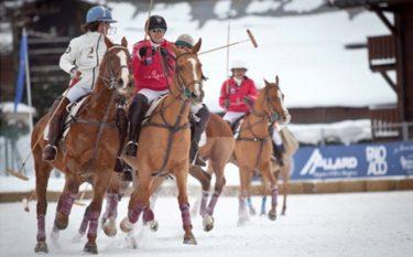 polo sur neige megeve officiel