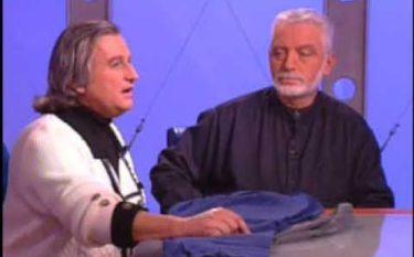 Jean paul Allard et Pacco rabanne interview TV