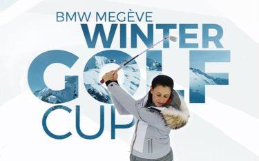 Megeve BMW winter golf cup