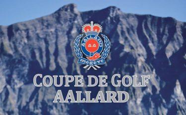 affiche coupe de Golf AALLARD 2016